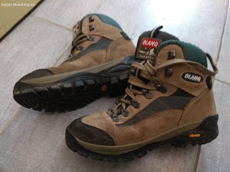 Trekové boty vel. 35
