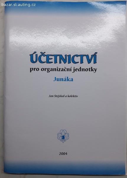 Účetnictví pro organizační jednotky Junáka
